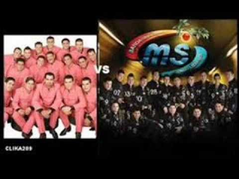 Ver Video de La Arrolladora Banda El Limón BANDA MS VS LA ARROLLADORA BANDA EL LIMON MIX 2013