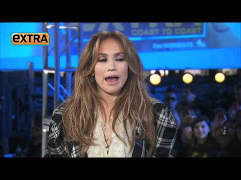 Ver Video de Jennifer Lopez Jennifer Lopez Interviewed By Mario Lopez of Extra