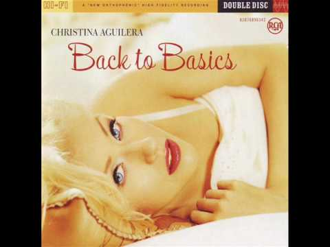 Ver Video de Christina Aguilera Intro (Back to Basics)