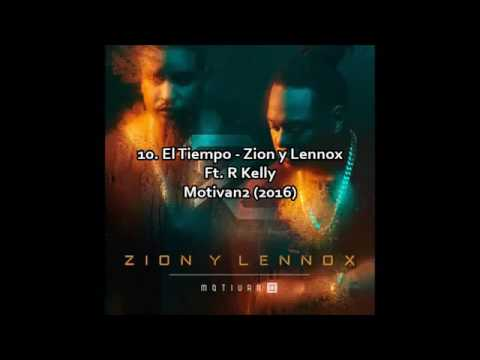 Ver Video de Zion y Lennox El Tiempo - Zion y Lennox Ft. R Kelly Audio Oficial